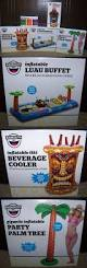 Inflatable Table Top Buffet Cooler