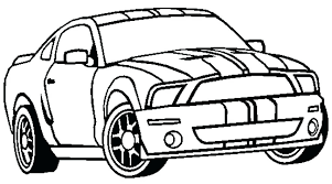 free coloring pages of mustang cars ford gt coloring pages mustang car coloring pages free printable