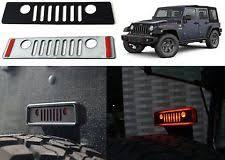 jeep wrangler brake light cover 2011 jeep wrangler parts ebay