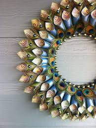 Paper Craft Home Decor 68 Best Origami Flowers Wreaths And Other Paper Crafts Images On