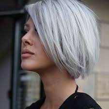 funky hairstyle for silver hair 2975 best beautiful silver hair images on pinterest