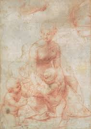 Drawings Of Children Working In A Garden Renaissance Drawings Material And Function Essay Heilbrunn