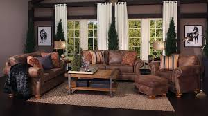 Broyhill Living Room Furniture by Texas Brown Living Room Collection Gallery