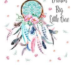 42 x72 big quote pink aqua catcher fabric