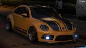 beetle volkswagen 2012 2012 limited edition vw beetle gsr gta5 mods com