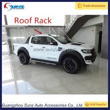 Ford Ranger Truck Rack - ford ranger wildtrak parts car side roof racks rail with screws