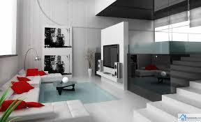 Desain Interior Ruang Keluarga Dan Dapur