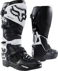 mens motorcycle racing boots fox racing mens instinct mx riding boots ebay