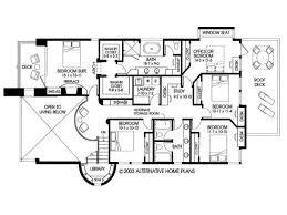 deck floor plan floor ideas residential plans architectural designs house nigerian