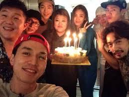 Hit The Floor Cast Season 1 - roommate u0027 cast members celebrate lee dong wook u0027s birthday 33rd