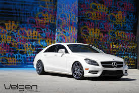 bagged mercedes cls mercedes cls550 lowered on velgen vmb5 matte gunmetal velgen wheels