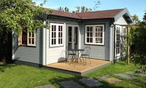 Garden Summer Houses Scotland - garden offices log cabins timber garages posh sheds