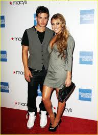 Cassie Scerbo U0026 Cody Longo Couple Up At Macy U0027s Cassie Scerbo