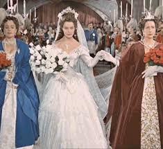 robe de mari e sissi vidéographie elisabeth d autriche hongrie
