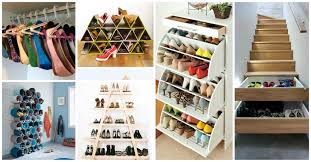 extremely practical shoe storage hacks that you will have to check