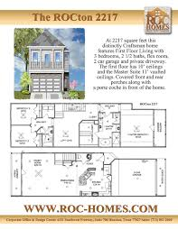 patio homes floor plans floorplans