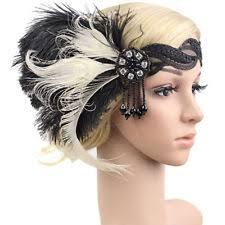 feather headbands feather headband ebay