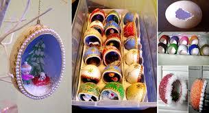 make stunning diy vintage egg ornaments beesdiy