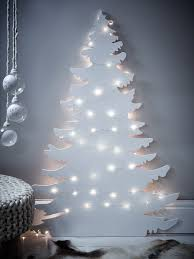 wall christmas tree magnificent wall christmas tree ideas that are for small homes