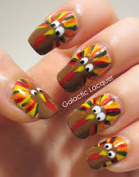 25 thanksgiving nail designs