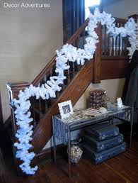 Banister Decorations Banister Decorating Ideas My Web Value