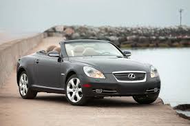 convertible lexus hardtop lexus sc reviews specs u0026 prices top speed