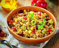 cuisiner haricots rouges salade aux quinoa parfumé et haricots rouges recettes tipiak