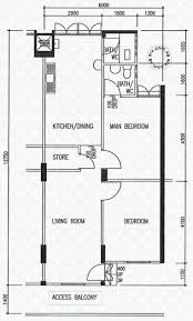 room floor plan floor plans for hougang avenue 5 hdb details srx property
