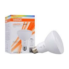 sylvania osram lightify smart home 65w br30 white color led light
