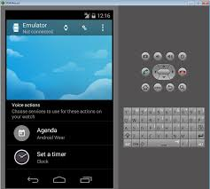 emulator for android developing for android wear with emulators kenneth m