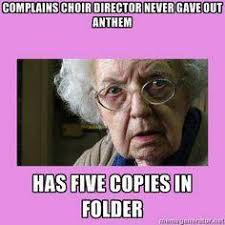 Choir Memes - 10 things they don t teach you in college agoyo se