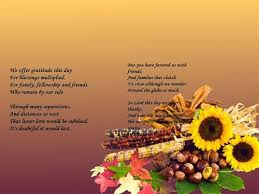 Thanksgiving Poems Friends Meaning Military Family Thanksgiving Poem Free Quotes Poems