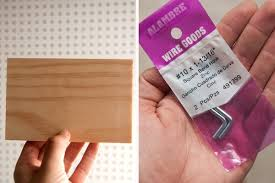 Peg Board Shelves by How To Build A Simple Diy Pegboard Shelf Man Made Diy Crafts
