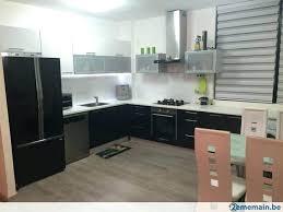 cuisine noir laqué pas cher meuble laque pas cher bureau blanc laquac pas cher bureau blanc