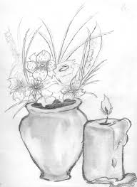 flower in vase drawing vintage flower of the month transfers u2013 q is for quilter flowers
