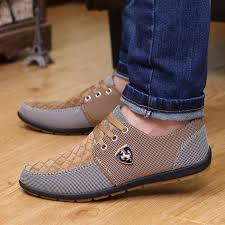 mens patchwork mustang shoes cutting edge fashion