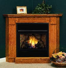 Natural Gas Fireplaces Direct Vent by Direct Vent Corner Gas Fireplace Home Fireplaces Firepits Intended