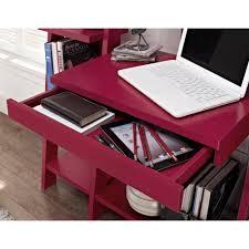 Ladder Desk And Bookcase by Ameriwood Home Gradient Ladder Desk Bookcase Espresso Walmart Com