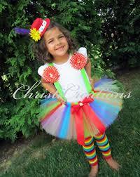 clown costume halloween clown tutu hat tutu