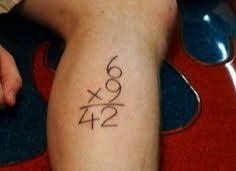 math tattoo design on sleeve http heledis com math tattoos for