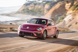 volkswagen beetle trunk in front 7 things to know about the 2017 volkswagen pinkbeetle motor trend