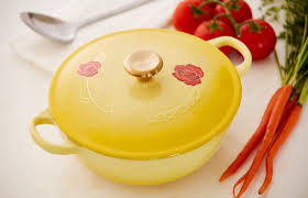 le creuset beauty and the beast feast your eyes on this beauty and the beast le creuset soup pot