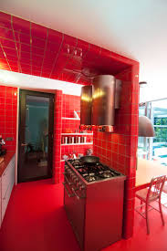 42 best dtile kitchens images on pinterest red kitchen kitchen