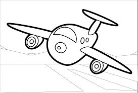 klsgfx bigplane 2 black white line art coloring sheet colouring