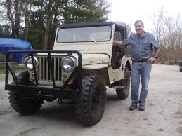 m38 jeep willys hanson mechanical