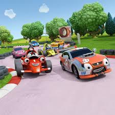 win passenger ride meet roary racing car motor sport