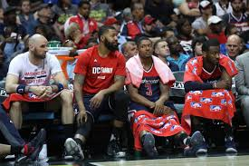 the wizards lost game 7 because of their bench it u0027s hard to see