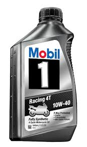 mobil honda sport amazon com mobil 1 98ja11 10w 40 racing 4t motorcycle oil for