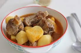 cuisiner pommes de terre ragout de queue de boeuf pommes de terre