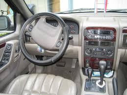 tiffany blue jeep interior 2000 jeep grand cherokee information and photos zombiedrive